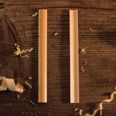 ausgehobeltes Holz für Englisch Horn